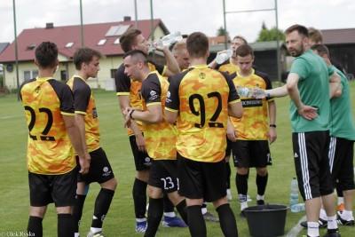 27-06-2020_ piłka nożna, sparing_ Sportis Łochowo - Pomorzanin Toruń - AR (33)