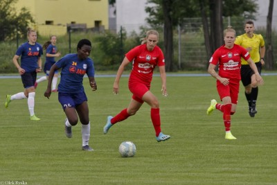 8-07-2020_ piłka nożna, sparing_ Sportis KKP Bydgoszcz - Medyk Konin - Alice Ogebe - AR (24)