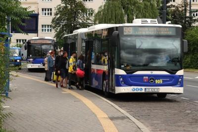 Autobus - linia międzygminna 99, kierunek Nowa Wieś Wielka_ rondo Jagiellonów - Bydgoszcz - SF