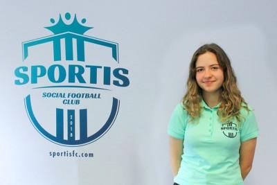 Daria Sokołowska - Sportis KKP Bydgoszcz