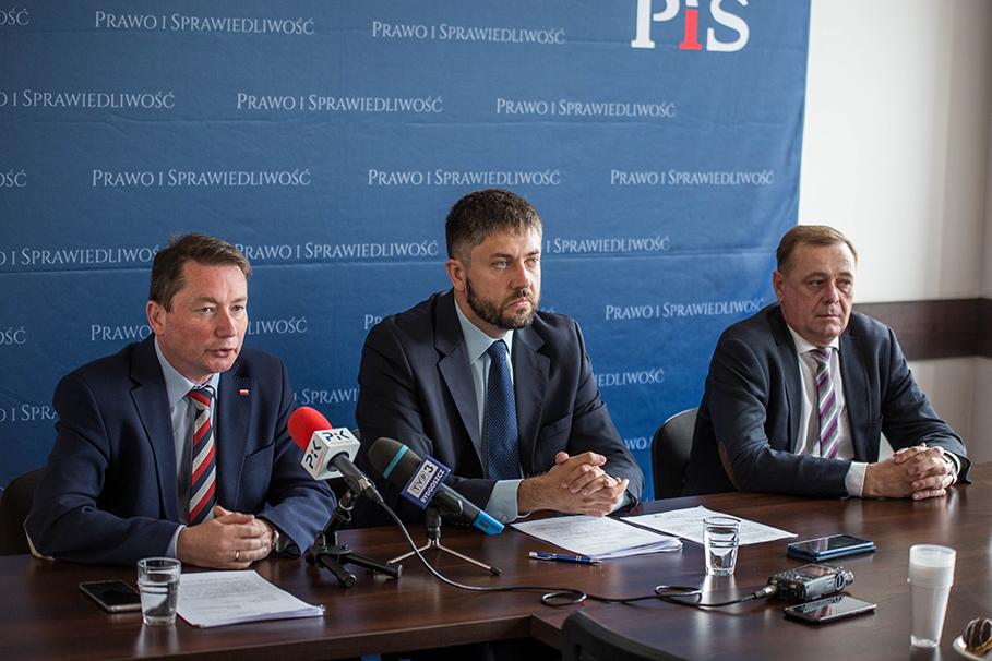 Jarosław Wenderlich, Tomasz Rega, PiS - SM