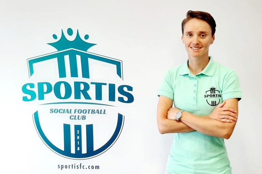Marusa Sevsek - Sportis KKP Bydgoszcz