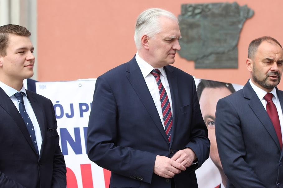 Porozumienie_ Adam Banaszak, Jarosław Gowin, Dobromir Szymański - SF