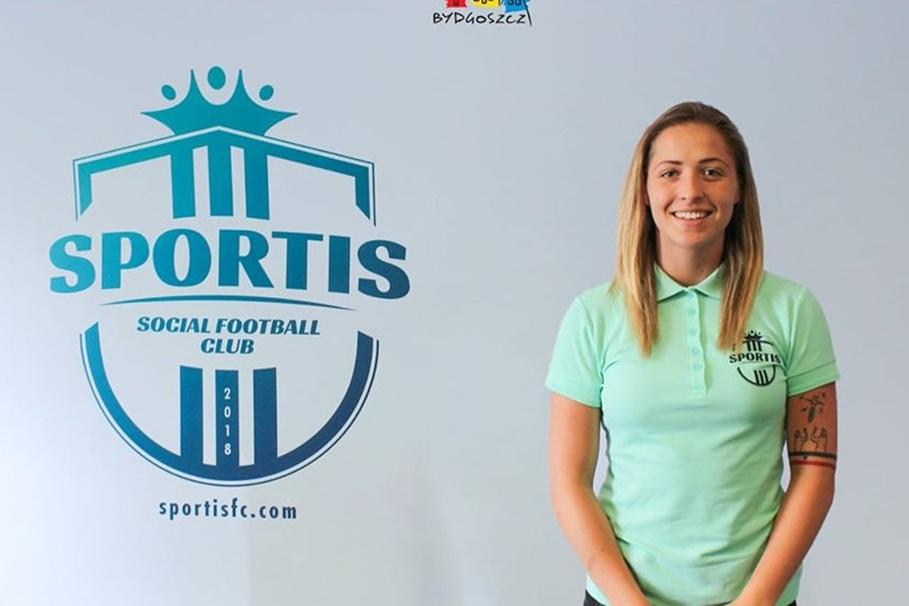 Weronika Helińska - Sportis KKP Bydgoszcz