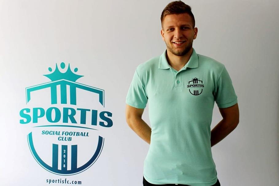 Wiktor Majchrzak - Sportis Łochowo