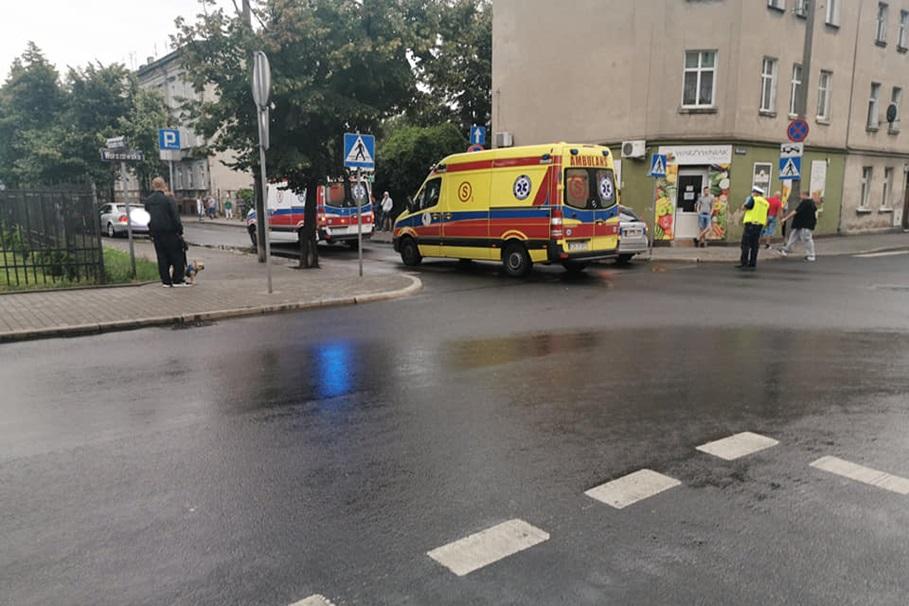 potracenie, warszawska - andruszczenko