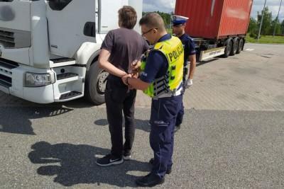 zatrzymanie_narkotyki_kierowca_autostrada_A1_ITDBydgoszcz