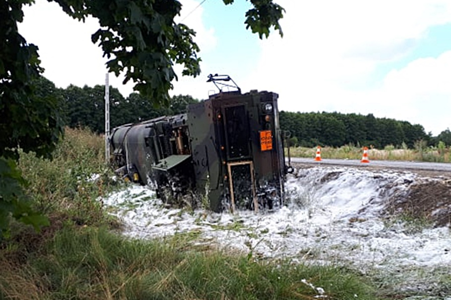 1-08-2020_wypadek DK10 Lisi Ogon - MR-2