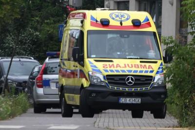 Ambulans, policja_na sygnale-SF