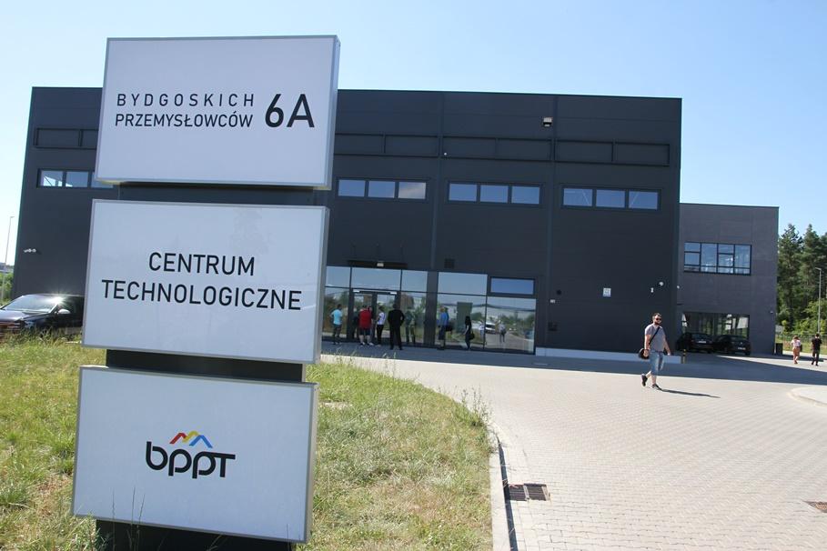 Bydgoskich Przemysłowców 6A - Bydgoski Park Przemysłowo-Technologiczny_Centrum Technologiczne Bydgoszcz - SF