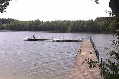 Jezioro Chojno Brodnica_KPP Brodnica