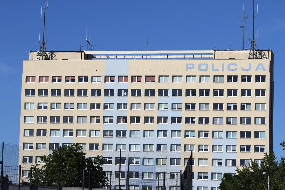 Komenda Miejska Policji Włocławek - SF