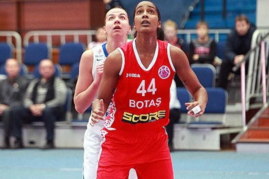 Lauren Ervin - KS Basket 25 Bydgoszcz