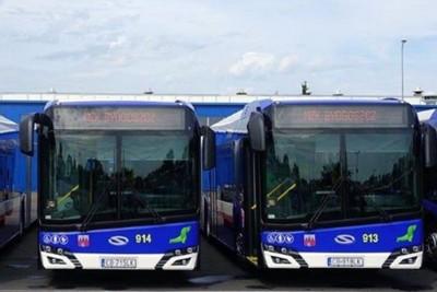 autobusy, solaris, 2020 - mzk bydgoszcz