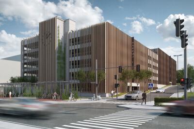 parking wielopoziomowy Grudziądzka Bydgoszcz