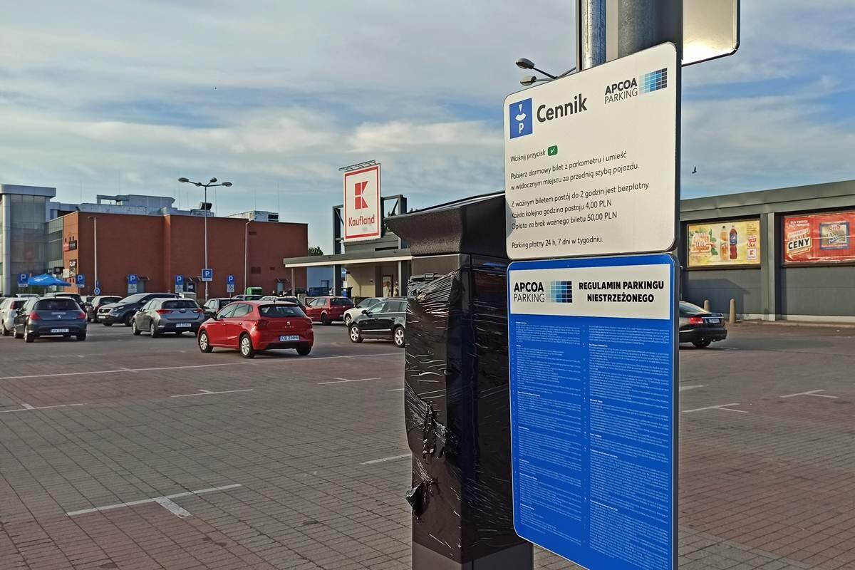 parking bydgoszcz