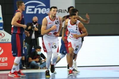 13-09-2020_koszykówka, Energa Basket Liga_Enea Astoria Bydgoszcz - King Szczecin_Łukasz Frąckiewicz, Corey Sanders - SF