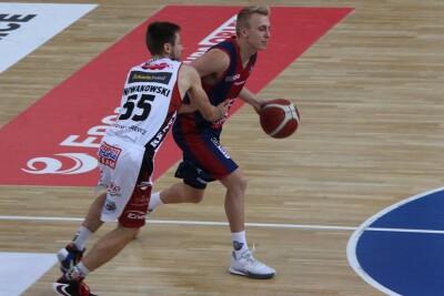 13-09-2020_koszykówka, Energa Basket Liga_Enea Astoria Bydgoszcz - King Szczecin_Marcin Nowakowski, Jakub Kobel - SF