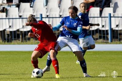 20-09-2020_piłka nożna, sparing_Sportis KKP Bydgoszcz - reprezentacja Polski niesłyszących_fot.Aleksander Ryska (45)