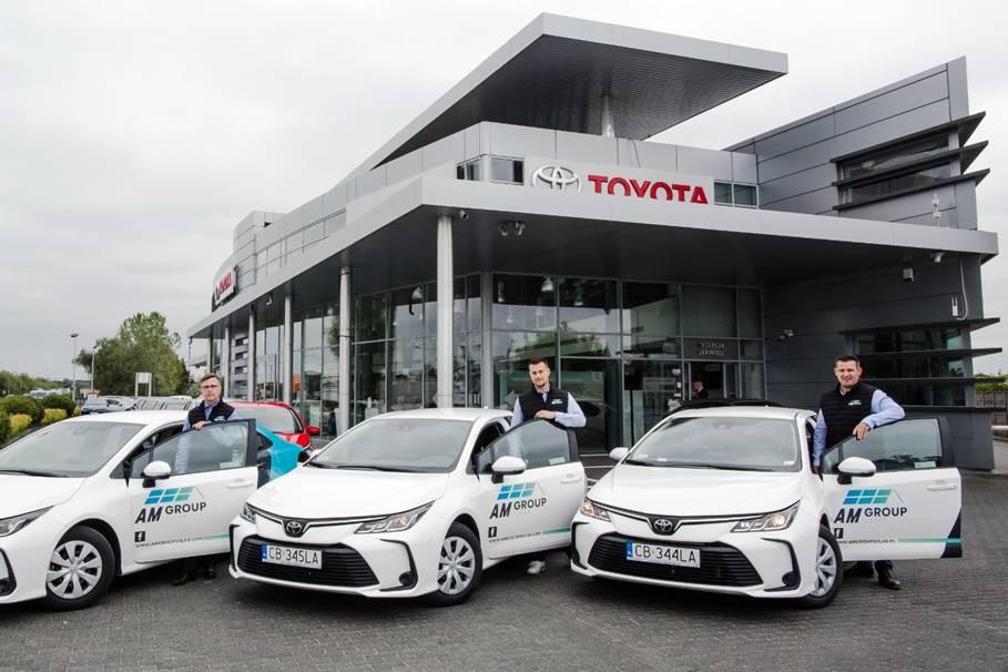 AM Group Solar - Toyota Bydgoszcz