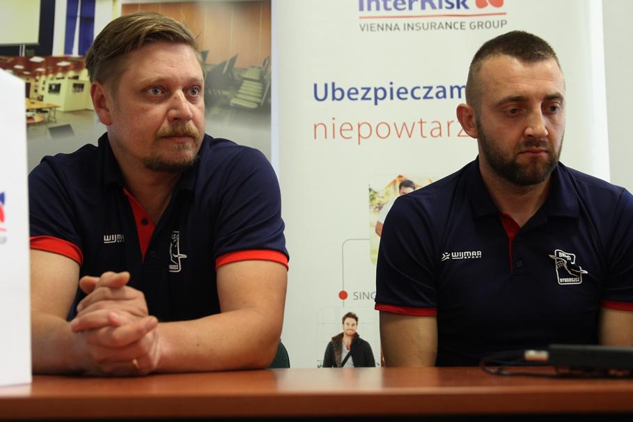 BKS Visła Bydgoszcz_Marcin Ogonowski, Janusz Gałązka - SF