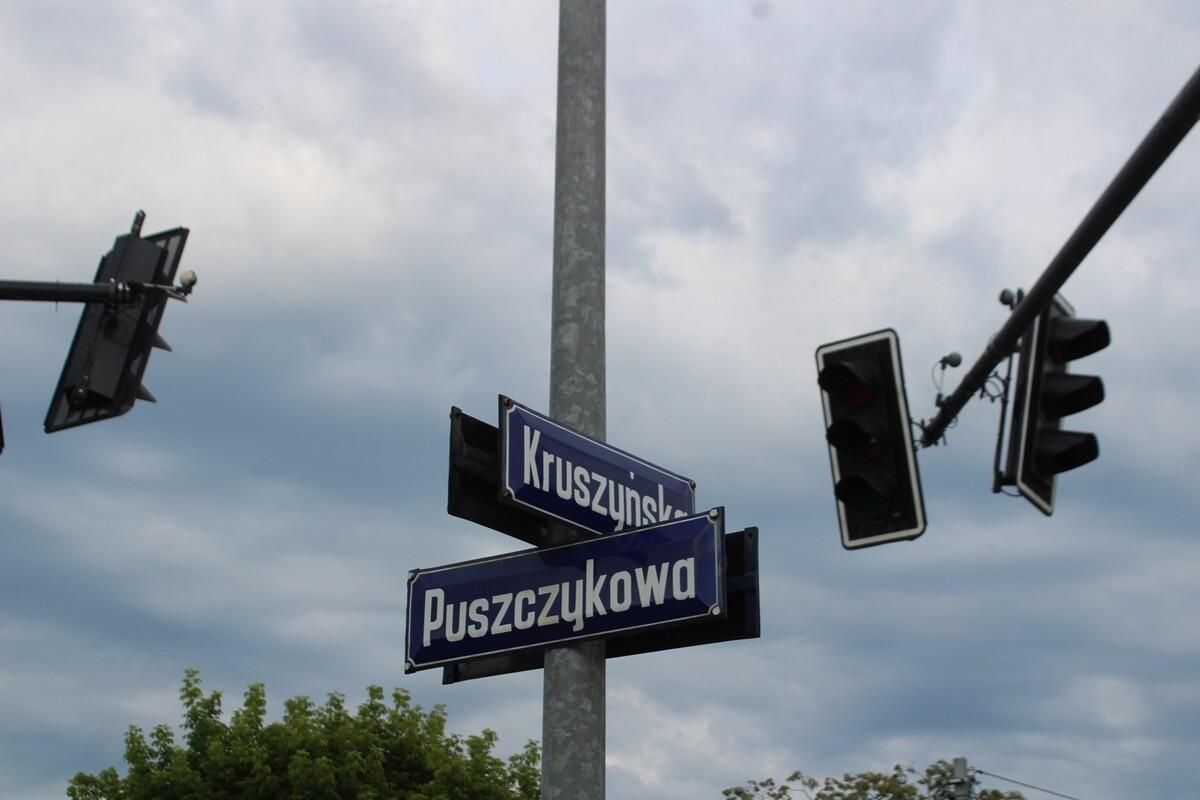 Bydgoszcz_Osowa Góra_sygnalizacja świetlna_Kruszyńska-Sowia-Puszczykowa - JS (13)