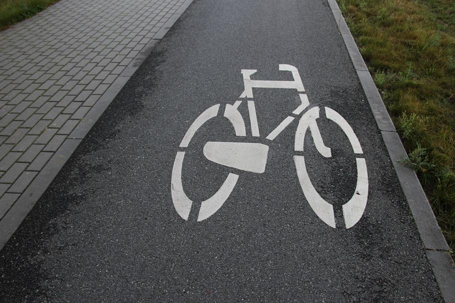 Droga rowerowa - SF