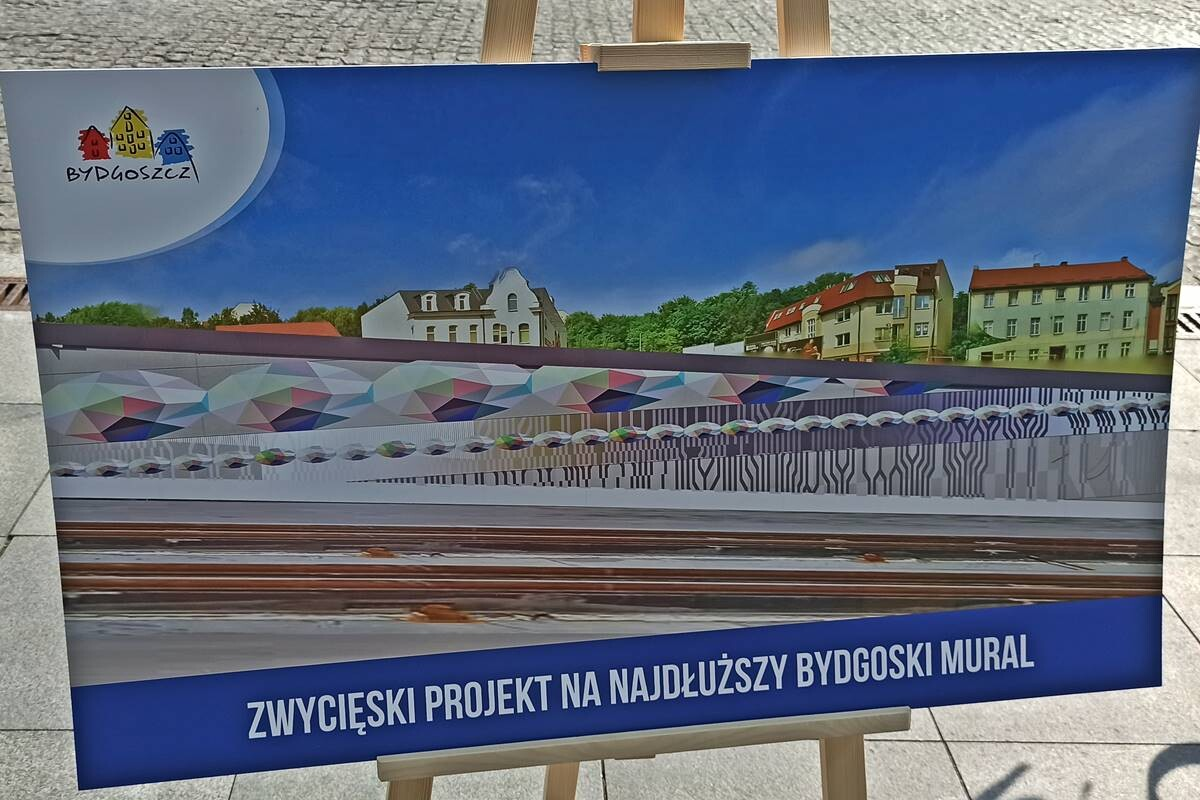 mural kujawska bydgoszcz