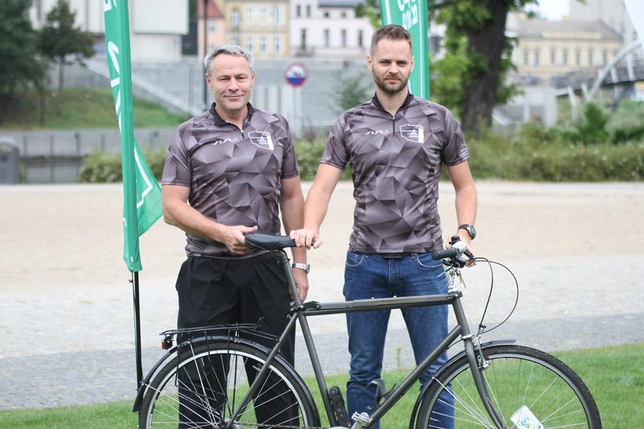 Rafał Bruski, Tomasz Dobrowolski_ Rowerowa Stolica Polski - konferencja - SF