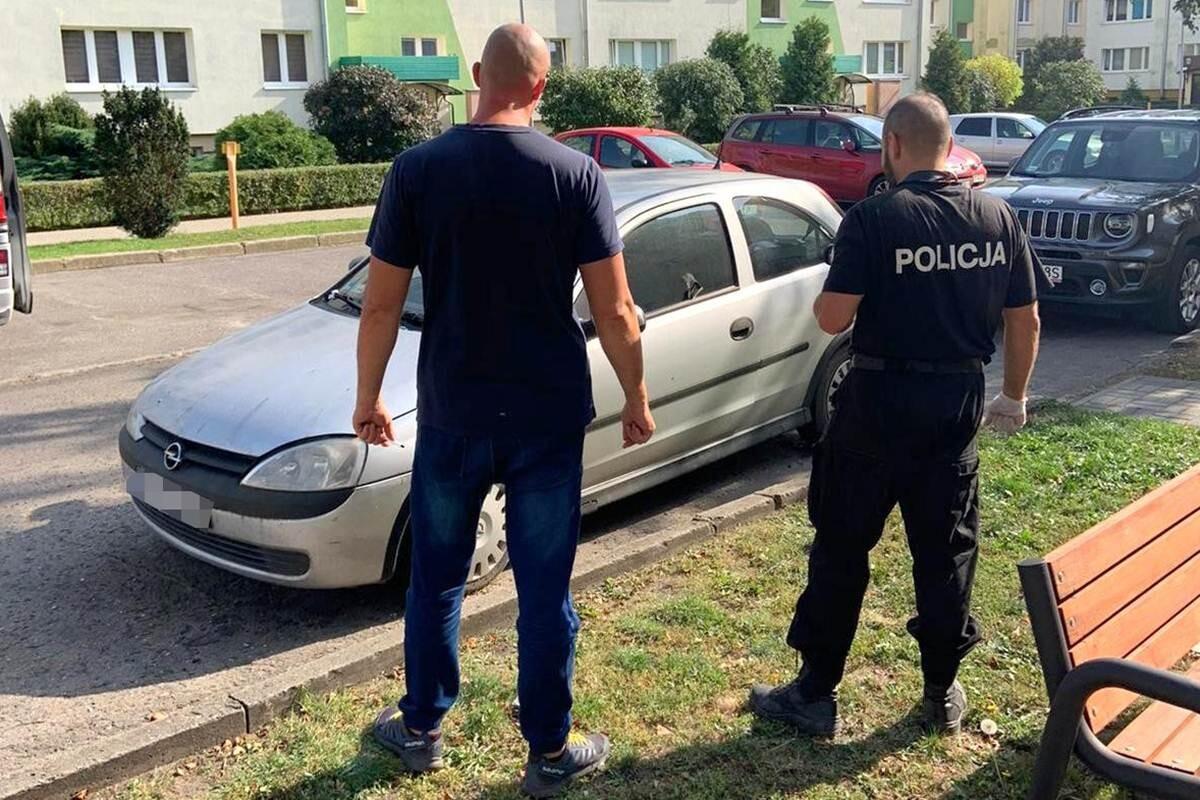 kradzież samochodu Bydgoszcz