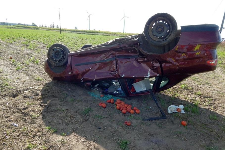 wypadek, radziejow - kpp (3)
