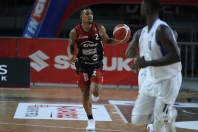 1-10-2020_koszykówka, Energa Basket Liga_Polski Cukier Toruń - Enea Astoria Bydgoszcz_Corey Sanders - SF