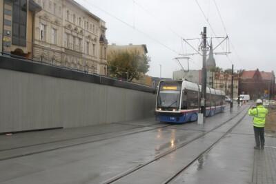14-10-2020_tramwaje_testy_przejazd_rondo Kujawskie_rondo Bernardyńskie_Bydgoszcz - SF (9)