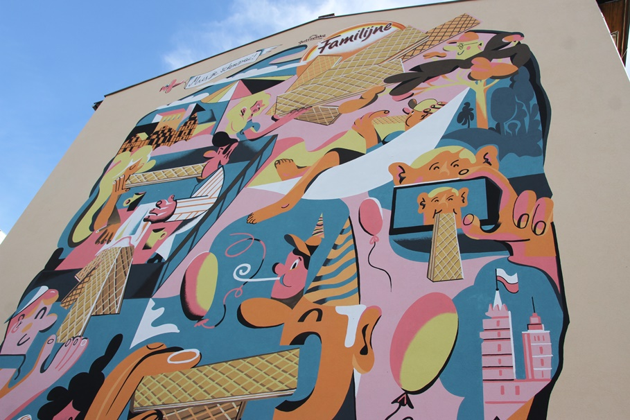 22-10-2020_Jagiellońska 51 Bydgoszcz_Mural_Jutrzenka_Wafle Familijne - SF (2)