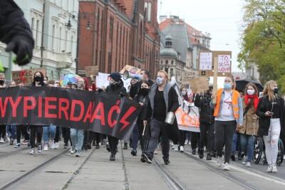 28-10-2020_Strajk Kobiet 2020 Bydgoszcz_rondo Jagiellonów_Jagiellońska - SF (19)