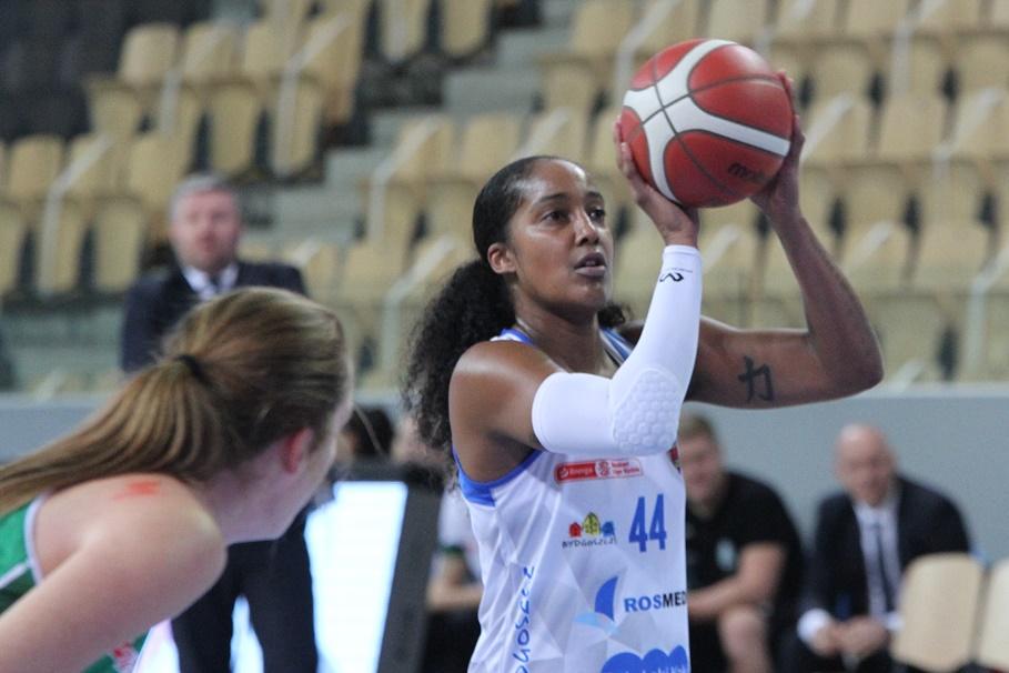 28-10-2020_koszykówka_Energa Basket Liga Kobiet_KS Basket 25 Bydgoszcz-Pszczółka AZS UMCS Lublin - SF (13) - Lauren Ervin