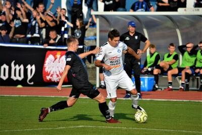 3-10-2020_piłka nożna, IV liga_Pogoń Mogilno - Zawisza Bydgoszcz_fot. Łukasz Gełda