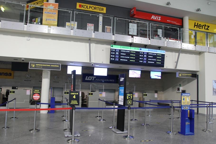 Lotnisko_Port Lotniczy im. Ignacego Jana Paderewskiego_Bydgoszcz - SF (7)