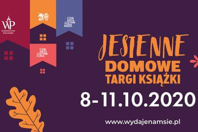 jesienne_domowe_targi_ksiazki_plakat_Wydawnictwo_Poznanskie
