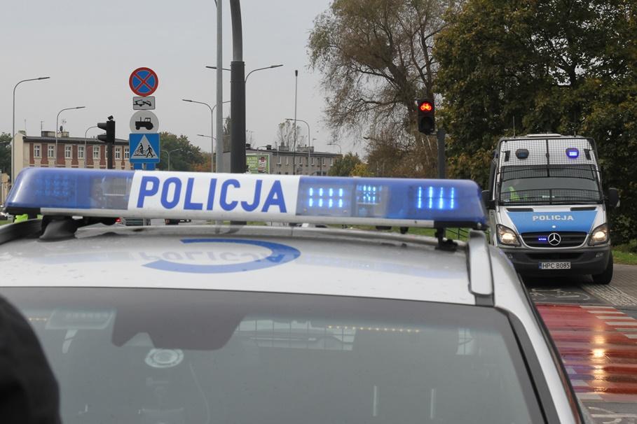 policja - na sygnale - SF-4