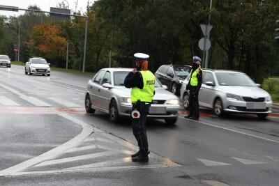 policja_Bydgoszcz_rondo Maczka_trasa WZ_kierowanie ruchu_SF