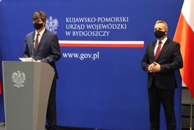 12-11-2020_konferencja prasowa_Mikołaj Bogdanowicz, Jerzy Kowalik - SF