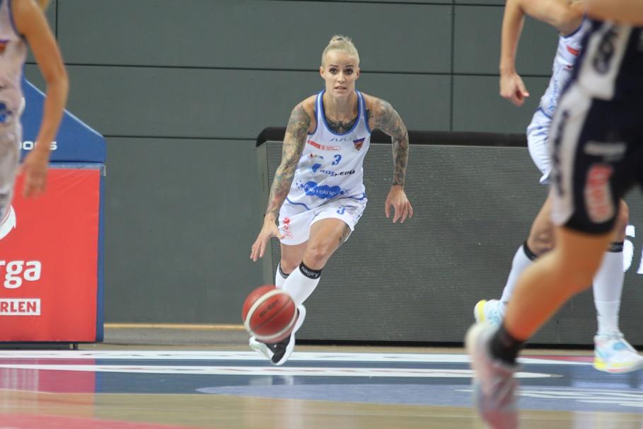 Basket 25 Bydgoszcz - GTK Gdynia - SF (8) - Angelika Stankiewicz