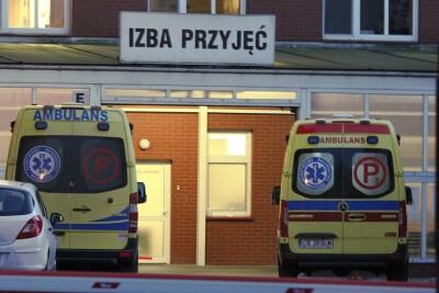 Bydgoszcz_Koronawirus_Ambulans_Karetka_Pogotowie Ratunkowe_Wojewódzki Szpital Obserwacyjno-Zakaźny - SF