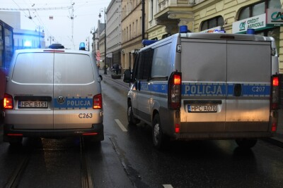 policja - na sygnale - SF-1