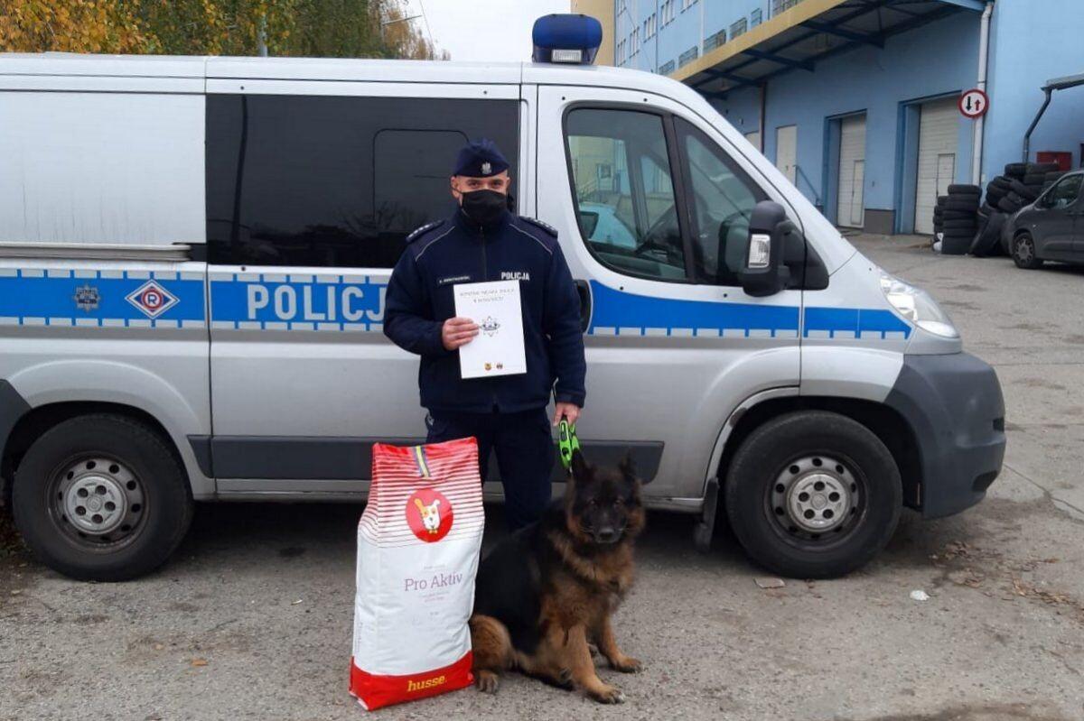 Bazyl policja Bydgoszcz