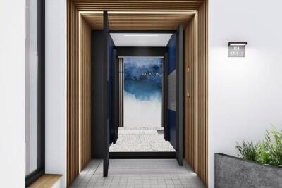 0 - wejście Balaton Apartamenty