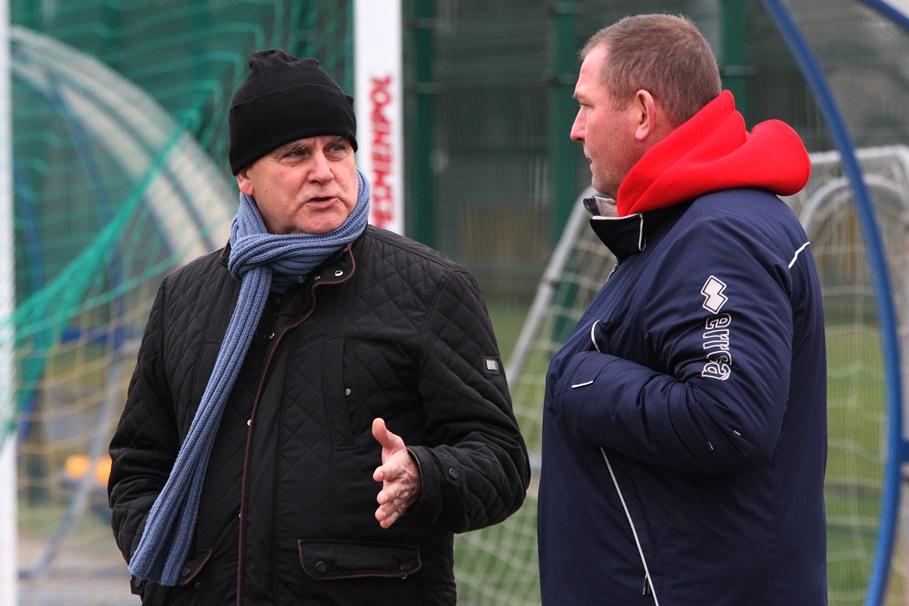 Wiesław Borończyk, Zbigniew Sieradzki