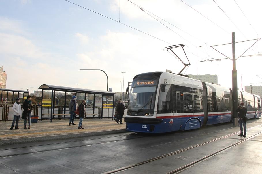 tramwaj Kujawska Bydgoszcz