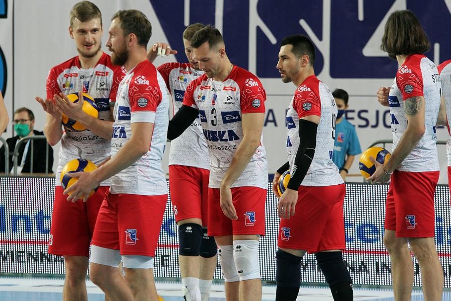 BKS Visła Bydgoszcz_Jewgienij Karpinskii, Jan Galabov, Kamil Gutkowski, Patryk Łaba, Patryk Strzeżek - SF